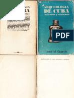 Guarch Arqueo Cuba-Metodo y Sistemas