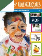 Revista Clave infantil febrero