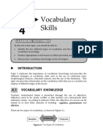 23104842 Topic 4 Vocabulary Skills