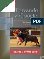Toreando a Google Ricardo Carreras