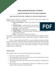 Business Environment Assignment