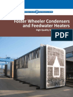 Brochure Condenser Feedwater Heater