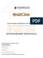 Proposal Sponsor. Elmo's Edit