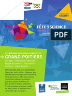 Programme Fete Del a Science 2013 Grand Poitiers