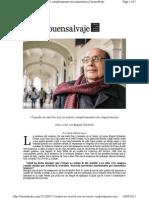 Entrevista Miguel Gutierez