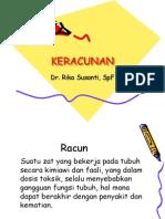 Slide Keracunan