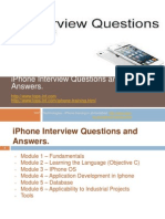 iPhone Interview Question And Answer Latest For fresher