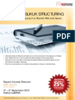 Effective Sukuk Structuring