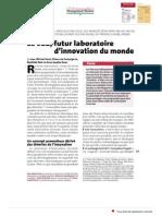Le Sud, futur laboratoire d'innovation du monde
