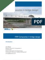 BOF39 - Shave - FRP Composites in Bridge Design