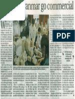 MFIs in Myanmar Go Commercial