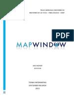 Tutor MapWindow
