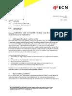 Ecn Notitie Effecten Versneld Sluiten 5 Kolencentrales