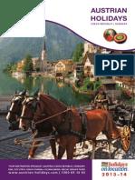 Austria - 2013 Tourism