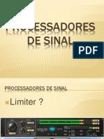 5 Processadores de Sinal Limiter