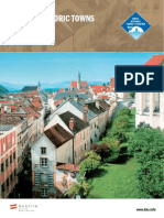 Small historic towns in Austria