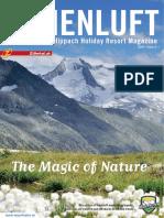 Hohenluft - The Mayrhofen-Hippach holiday Resort Magazine