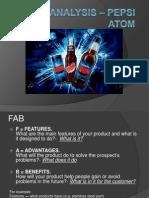 FAB Analysis – Pepsi Atom.pptx
