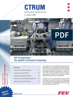 FEV Spectrum Transmission Article