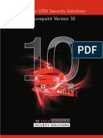 Secure Point 10 Brochure