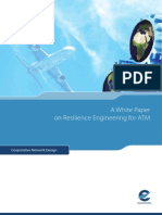 A White Paper Resilience Engineering
