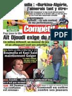 Competition Sport Du 30-09-2013
