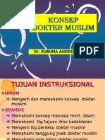 Dr Kusuma_ Konsep Dokter Islam