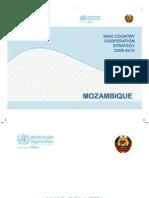 estratégiasdecooperação,moçambiqueeministériodasaúde