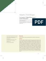 Adaptive Trial Designs 2011