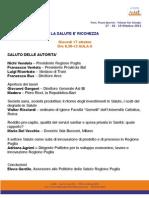 17/10/2013 La Salute è Ricchezza