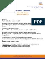 18/10/2013 La Salute è Sorriso