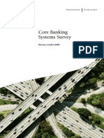 Core Banking Systems Survey 2008 1