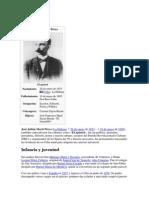 Jose Marti Datos Personales - Ernestos
