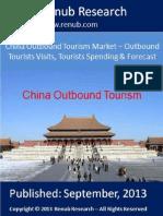 Worldwide – China Outbound Tourists, Tourists Share & Forecast