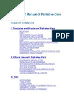The IAHPC Manual of Palliative Care 3e