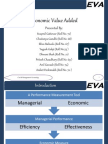 Cost Accounting EVA