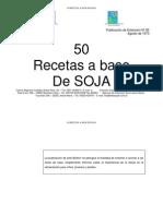 Cocina - 50 Recetas de Soja