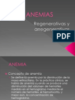 Anemias Are y Re