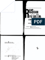 Markov Vladimir Russian Futurism a History