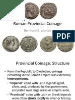 Roman Provincial Coinage Pt 1