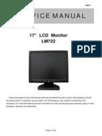Lm722 Svc Manual