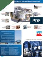 Leaflet Centres Commerciaux