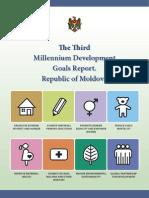 Third National Report on Millennium Development Goals, Moldova