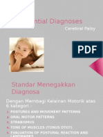 Differential Diagnoses -Dhyas