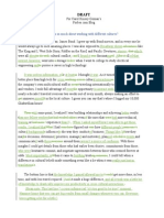 Forbes Blog Draft  - Lies Across Cultures