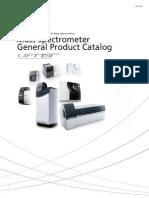 Brochure General Mass Spectrometer C146E206