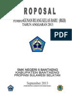 Proposal Rkb Smk