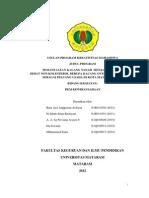 Proposal Beasiswa Pkm Kewirausahaan