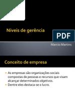 Aula 02 - Conceitos de competências - conhecimento e atitude Tipos de gerentes - O gerente do futuro