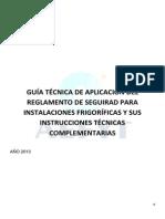 Guia Tecnica Reglamento Seguridad Instalaciones Frigorificas